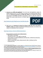 Matriculaciones - Detalle para todas las Inscripciones