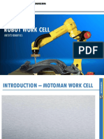 4 Robot Workcell