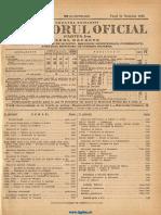 Monitorul Oficial, partea I-a, nr. 273, vineri 24 noiembrie 1933