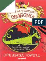 Cum sa-ti dresezi dragonul - Cressida Cowell
