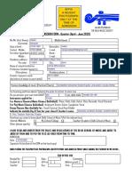 Admission Form Apr Jun 2020