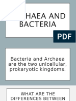 Archaea and Bacteria.pptx