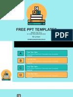 Alphabet-letter-ABC-blocks-on-books-PowerPoint-Templates.pptx