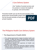 Health Care Delivery System & COPAR.pptx