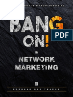 Bang On In Network Marketing (English).pdf