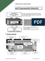 Doc - Maintenance des systèmes automatisés