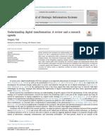Understanding digital transformation