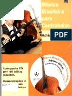Adriano Giffoni - Música Brasileira Para Contrabaixo