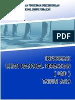INFORMASI UJIAN NASIONAL PERBAIKAN 2019