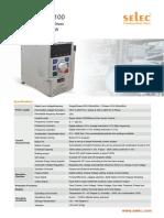 Atsel VFD Datasheet FD100 Series(1)