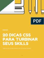 Ebook - 20 dicas CSS (Diogo Machado)-1.0.0