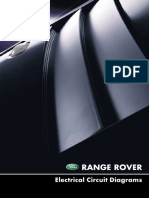electric circuit diagrams - range rover new (2001)