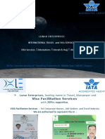 LUNAR ENTERPRISES VISA FACILITATION COMPANY PPT.ppsx