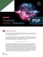 Quantum Tech_Teacher Guide_GPS and Trilateration