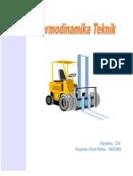termodinamika-teknik