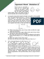 Assignment Sheet_23_(Rotation-2)_(AM)_Date_11.8.2008.doc