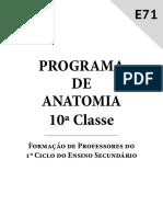ANATOMIA 10º CLASSE