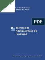 Técnicas de Administração da Produção