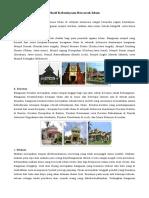 Hasil Kebudayaan Bercorak Islam.doc