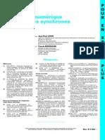 Commande nume__rique des machines synchrones - FICHE DOCUMENTAIRE.pdf