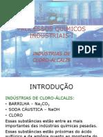 Industrias de cloro-alcalis