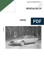 CITROEN Manual+Reparaciones+N+850+-+Tomo+6+-+Diesel