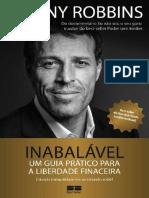 Inabalavel Guia Liberdade Financeira - Tony Robbins