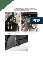 Citroen C6 Low Coolant Sensor Retrofit