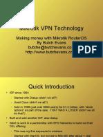 Application VPN Butch