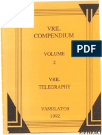 VRIL Compendium Vol 2 VRIL Telegraphy-