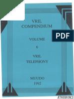 VRIL Compendium Vol 6 VRIL Telephony