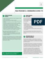 Achs Recomendaciones Generales Para Tu Empresa