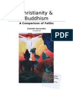 Buddhism and Christianity