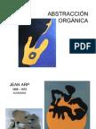 ABSTRACCIÓN ORGANICA PINTURA