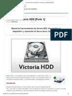 Manual de Victoria HDD