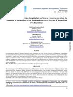 Management du système hospitalier au Maroc restructuration du  «Bureau d'Admission et de Facturation» en « Service  d'Accueil et  d'Admission».pdf
