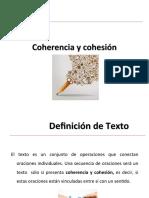 Coherencia y cohesión MECANISMOS DE RECURRENCIA.ppt
