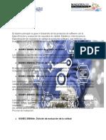 MÉTRICAS NORMA ISO 25000