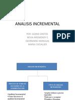 Analisis Incremental- Presentacion Fin