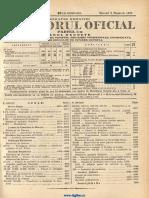Monitorul Oficial, partea I-a, nr. 258, miercuri 8 noiembrie 1933