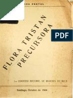Marta Portal Flora Tristan Precursora (1944)