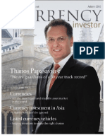 Currency Investor Magazine Autumn 2010