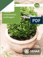 Plantas ornamentais - jardinagem