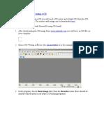 Install the Mikrotik OS Using a CD
