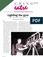 Lighting the Gym