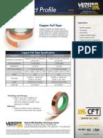Leadertech Copper Foil Tapes