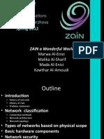 zain communication