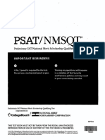 PSAT NMSQT 2015 October 14 Wednesday + Answers.pdf