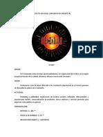 PROYECTO SERVICIOS CORPORATIVOS ORIENTE SRL