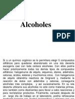 Teórico de Alcoholes, Fenoles y Eteres